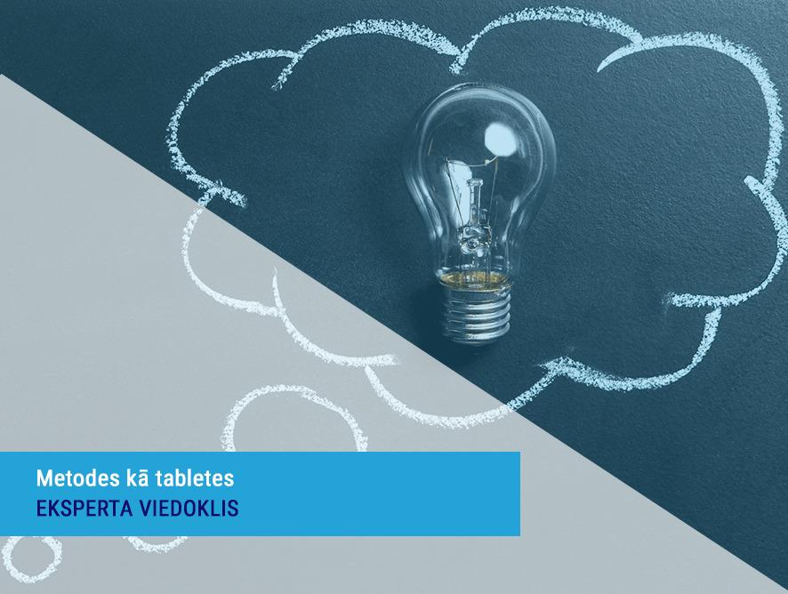 Metodes kā tabletes